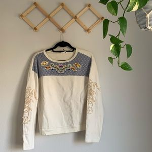 Anthropologie | Akemi + kin flatlands pullover